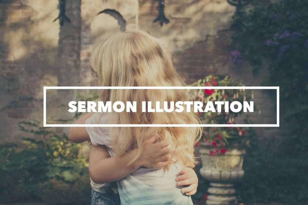 sermon illustration on grace