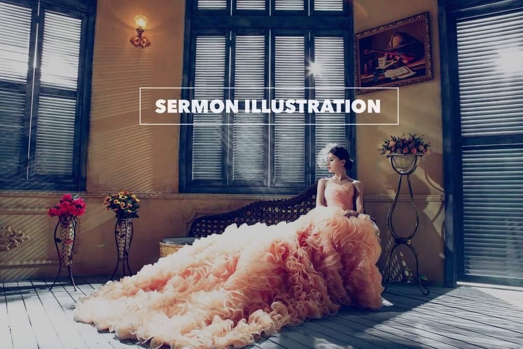 marriage sermon illustration