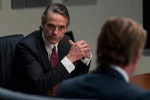 Jeremy Irons as John Tuld in Margin Call. (Walter Thomson/Roadside Attractions)