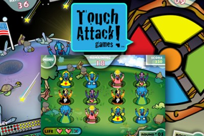 Announcing Touch Attack 1.2 iPhone Memory & Reflex Game Now OpenFeint Enabled! - Touch Arcade