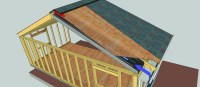 Cathedral Roof Ventilation & Vented Roof Design Sc 1 St ...
