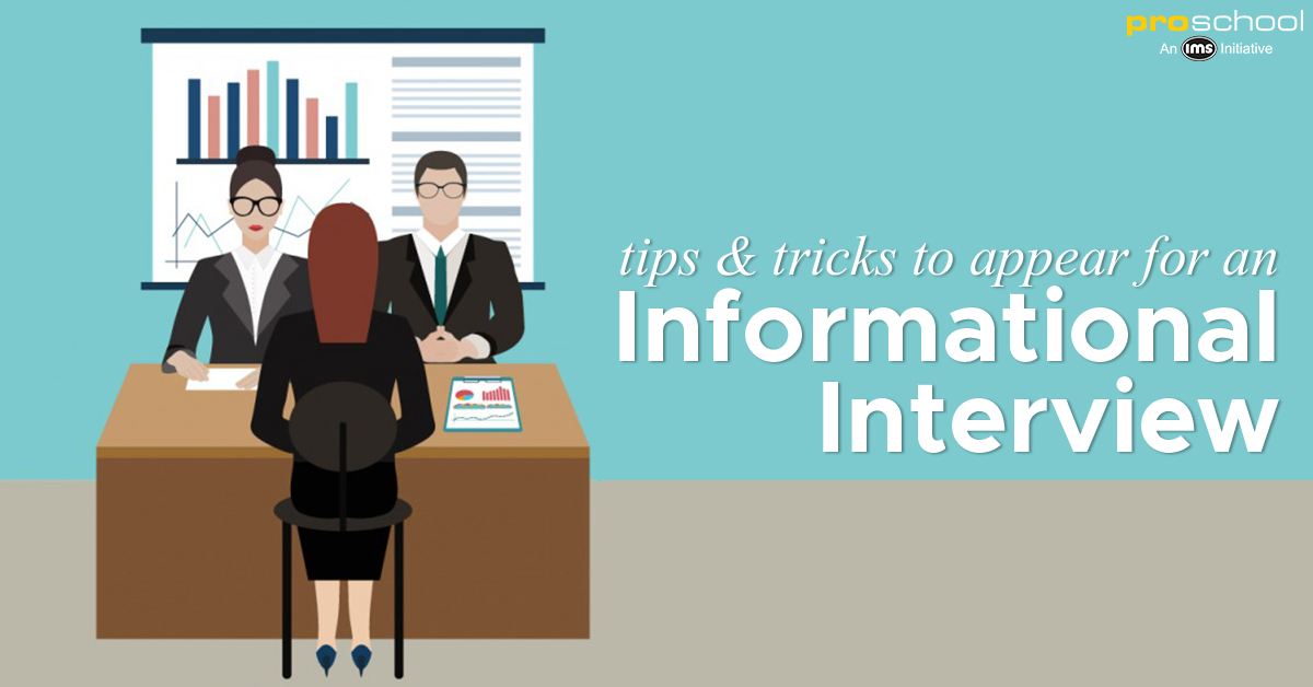 Tips  Tricks to appear for an Informational Interview