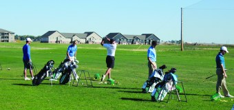 Parkland golf showing early season dominance