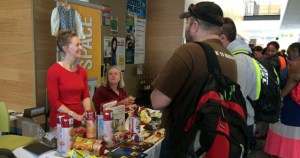 Photo provided by German Club | Bread and Chocolate Sale (during Cultural Fair in the Union).