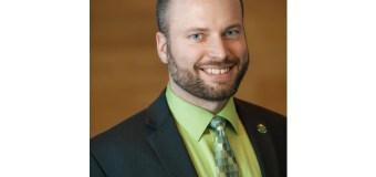 Humans of Parkland: Derrick Baker, Dean of Learning Support