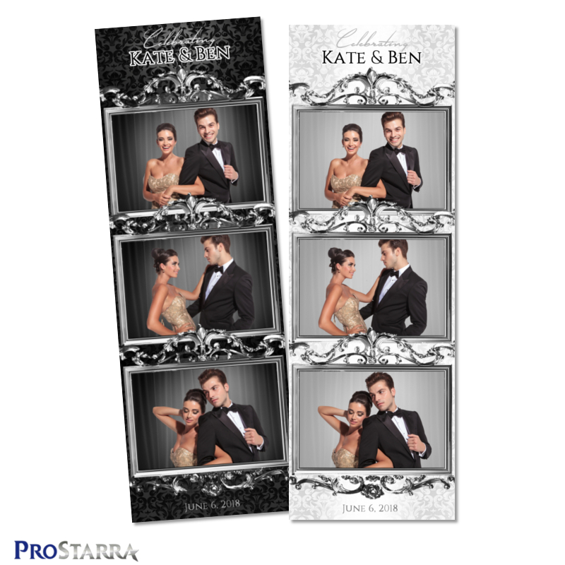 Wedding Photo Booth Templates, Layouts, Designs  Photobooth Strips