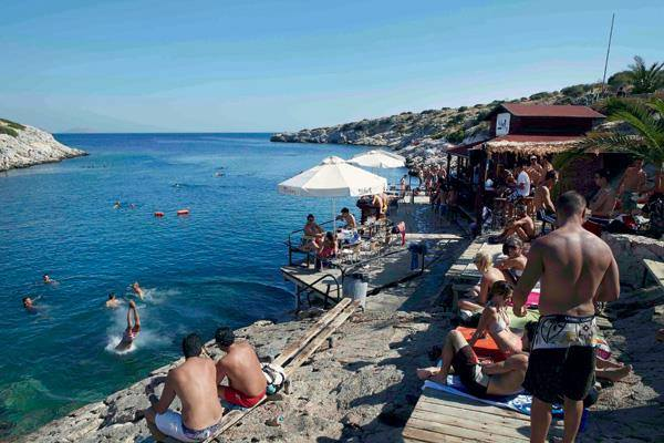 Limanakia Beach Bar FB1