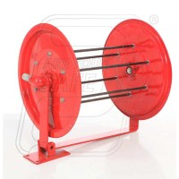 Fire hose reel for 30 Mtr. PVC hose pipe in Ahmedabad ...
