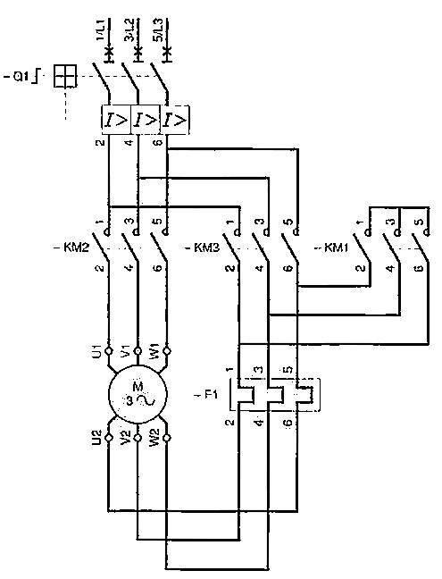 Wye/Delta Motor starter