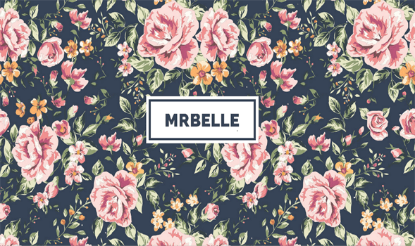 Mr-Belle-Blogger-Template
