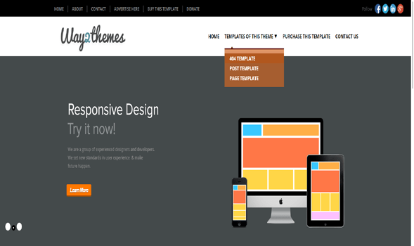 Mini-T-Responsive-Blogger-Template