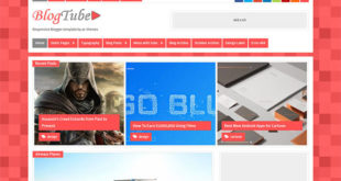 Blogtube Blogger Template