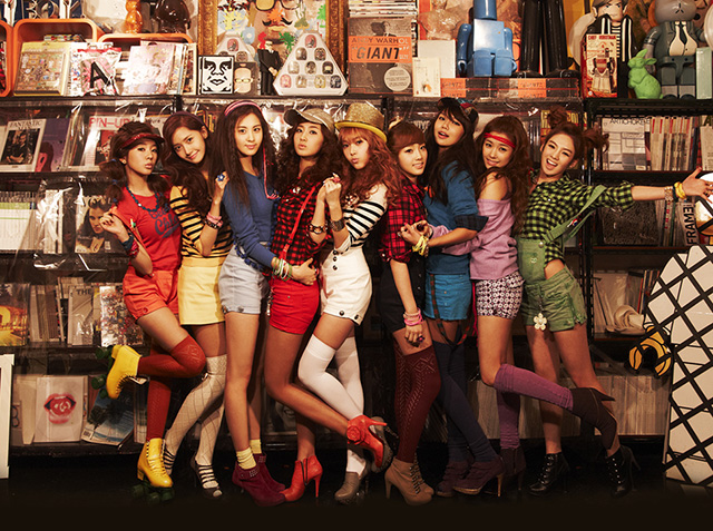 SNSD Oh Korean Kpop girl group concepts Girl's Generation