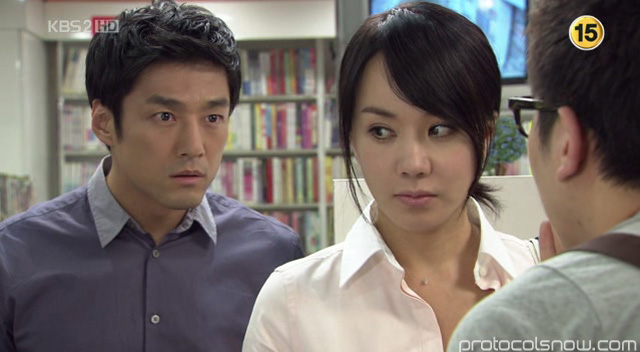 He Who can't Marry Korean drama remake kekkon dekinai otoko Ji Jin Hee Uhm Jung Hwa