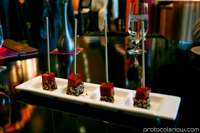 Julian Serrano Spanish tapas restaurant Aria Citycenter Las Vegas