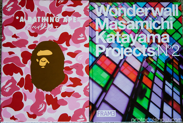 A Bathing Ape Bape Japanese book wonderwall Masamichi Katayama