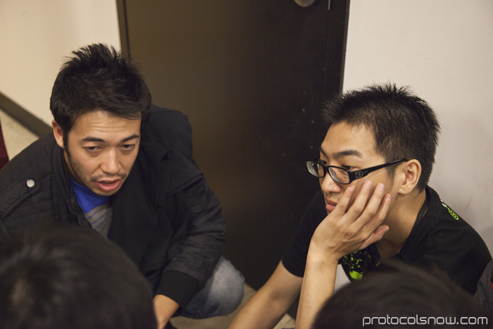 Season's Beatings V Redemption fighting game tournament Gamerbee Taiwan Super Street Fighter IV SSF4 Bruce Hsiang Gootecks