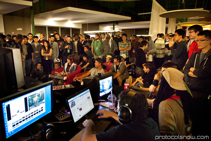 Season's Beatings V Redemption fighting game tournament Choco Blanka Super Street Fighter IV