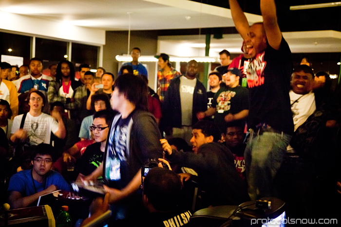 Season's Beatings V Redemption fighting game tournament Gamerbee Justin Wong Super Street Fighter IV