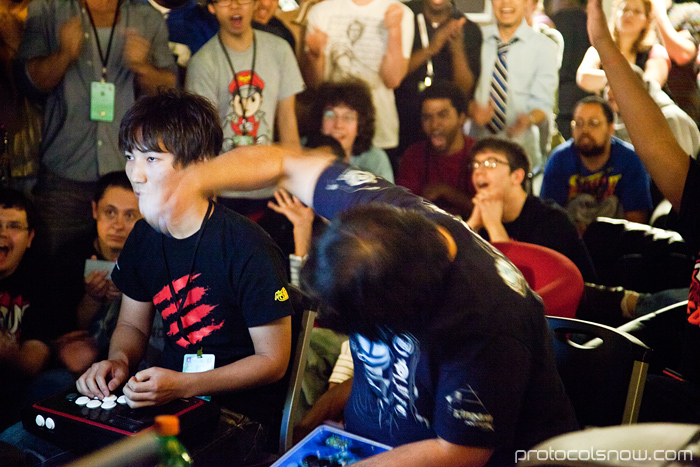 Season's Beatings V Redemption fighting game tournament Daigo Umehara Marn Super Street Fighter IV