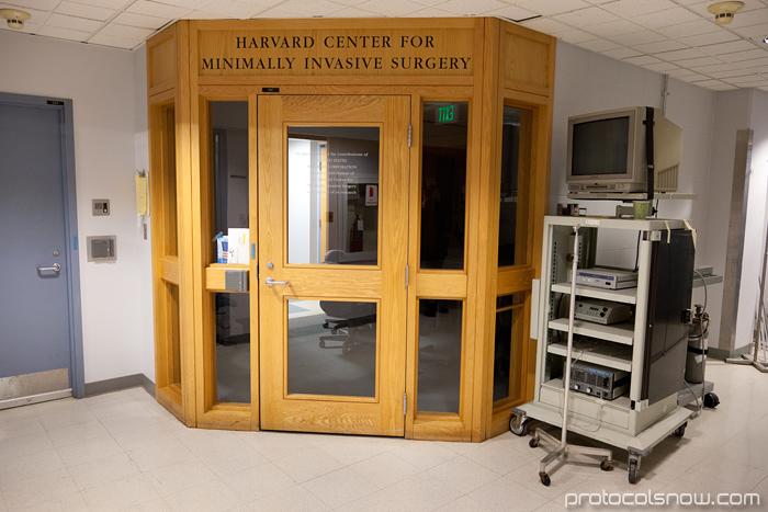 Harvard Medical School minimally invasive surgery
