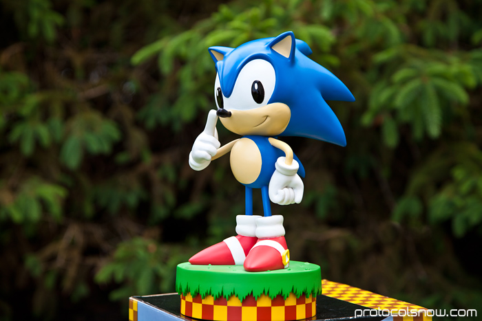 Sonic the Hedgehog First 4 Figures statue model