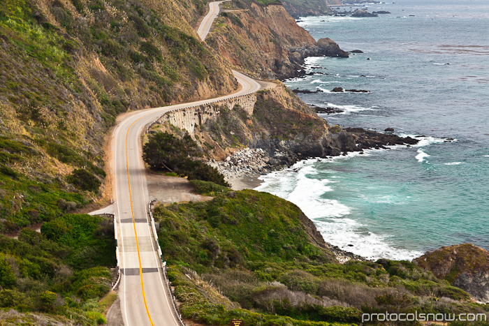 Pacific Coast Highway Big Sur