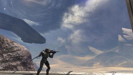 Halo 3 replay screenshot mode