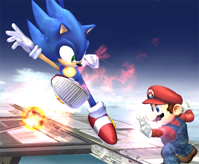 Sonic the Hedgehog Smash Brothers