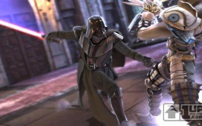 Darth Vader Soul Calibur 4
