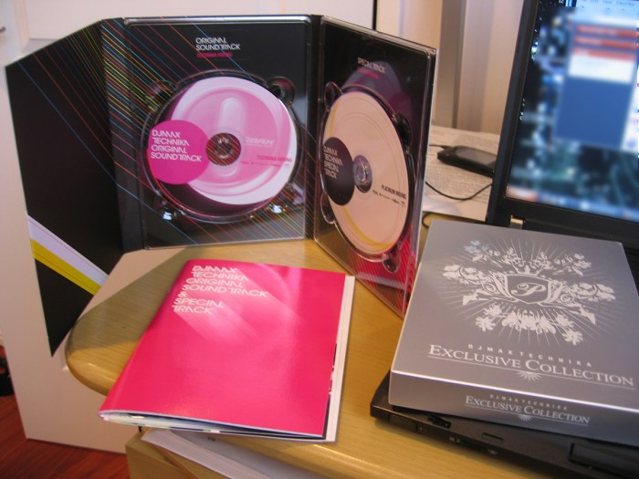 DJ Max Technika Ultimate Collection