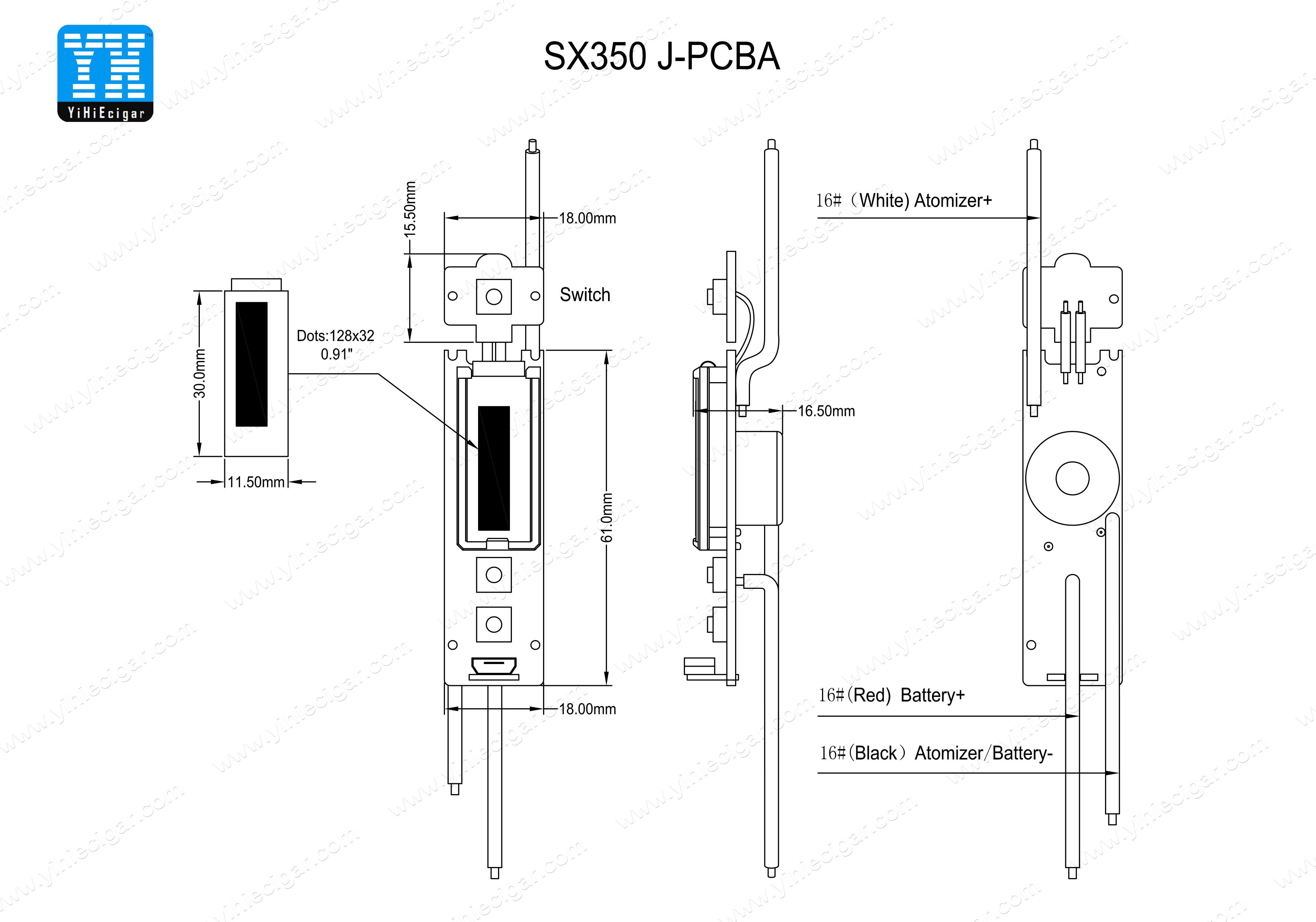 yihi wiring diagram
