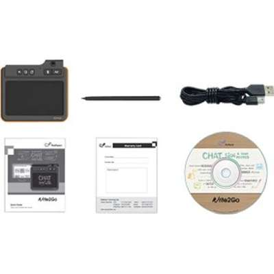 PROVANTAGE Penpower SHAPW2GKEN Digital Memo Writing Pad NEW Way to - how to sign a memo