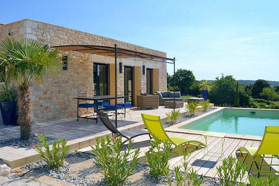 Locations de vacances au sud de l\u0027Ardèche  Provence Villas Sélection - Residence Vacances Ardeche Avec Piscine