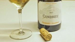 Tardieu-Laurent Condrieu.  Photo by Pamela O'Neill
