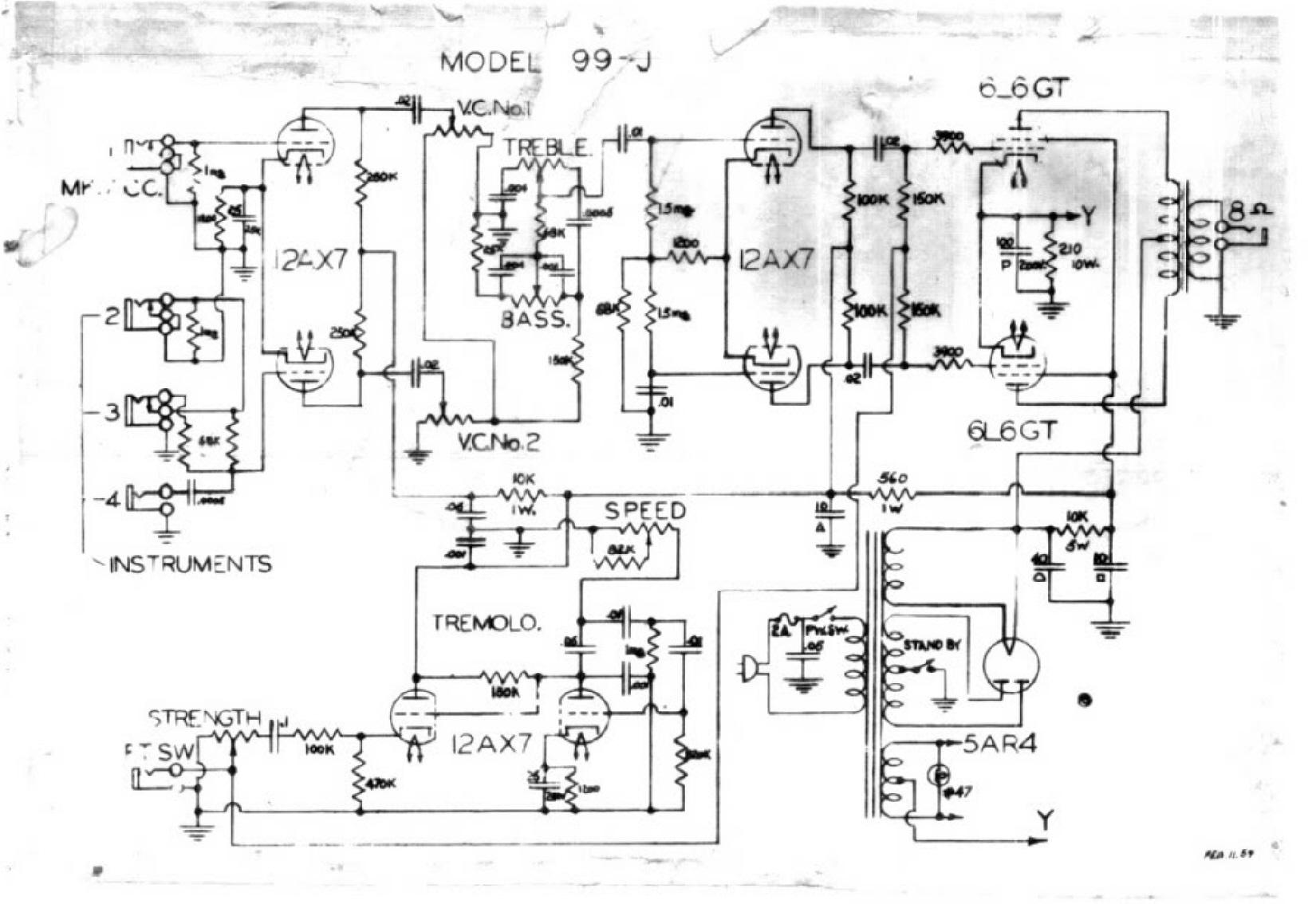 bogner schematic