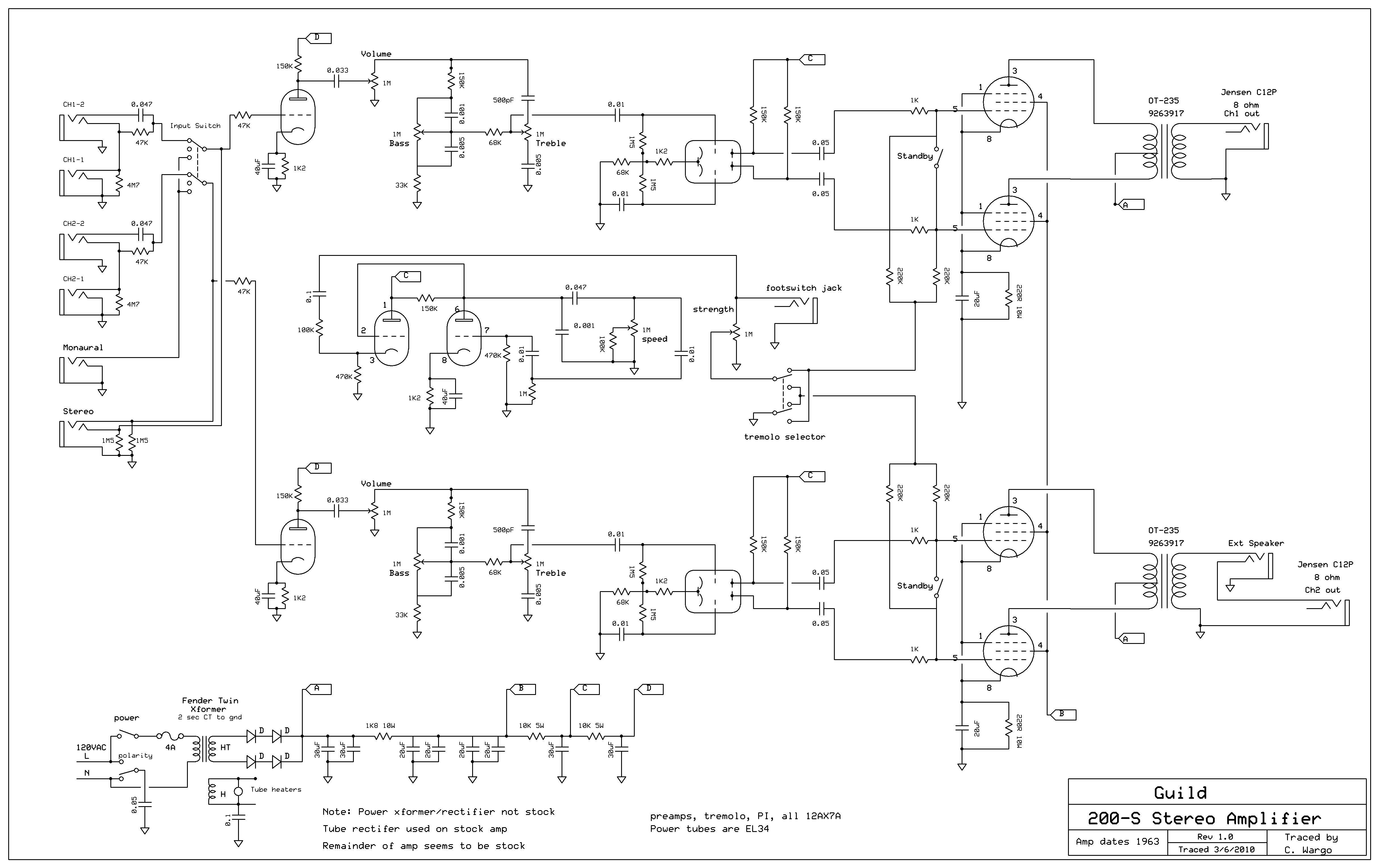 autotek 1 ohm wiring diagram
