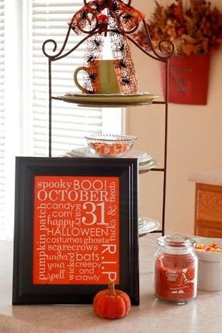 60 Free Printable Halloween Decorations - Prudent Penny Pincher
