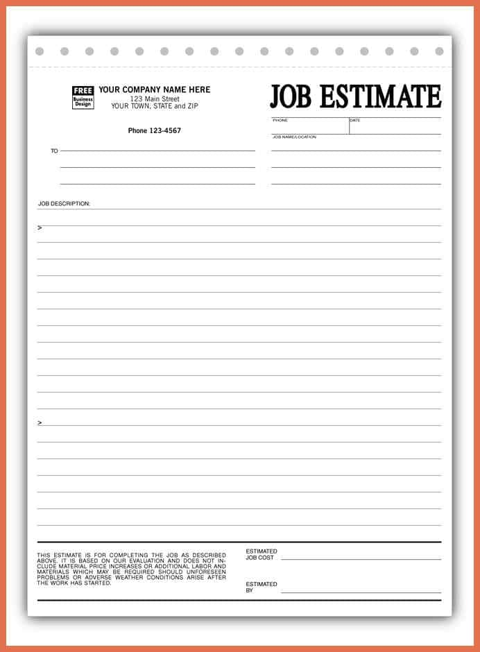 Residential Construction Budget Template Excel And Free Building