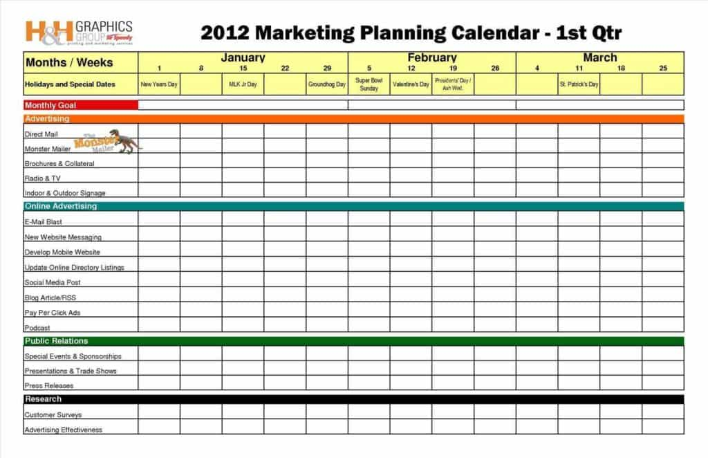 Free Download Construction Schedule Using Excel Template And