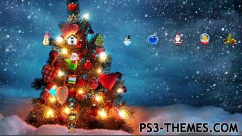 PS3 Themes » Christmas Theme - christmas themes images