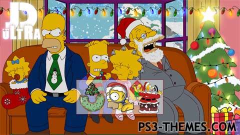 PS3 Themes » Holiday/Seasonal - christmas themes images