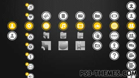 Ps3 Animated Wallpaper Ps3 Themes 187 Sword Art Online Interface