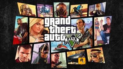 GTA V PS4 Wallpapers - PS4 Home