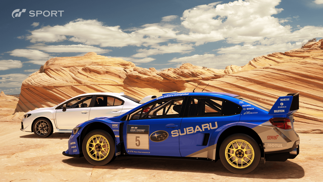 Monster Rally Car Wallpaper Gt Sport Gamescom Screenshots Ps4 Home