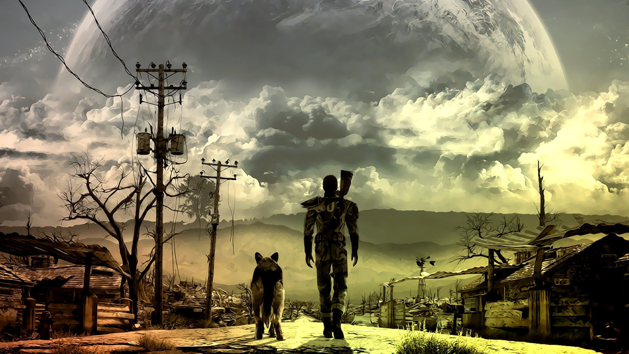 Killzone Shadow Fall Ps4 Wallpaper Fallout 4 Ps4 Wallpapers Ps4 Home