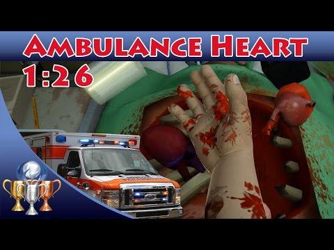 surgeon simulator ps4 ambulance heart transplant 1 26 life s