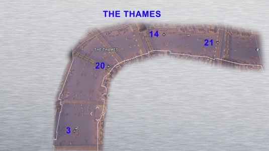 The Thames Secrets of London