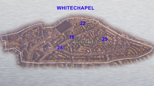 Whitechapel Secrets of London