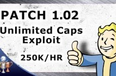 Fallout-4-Patch-1.02-Unlimited-Caps-Exploit-200K-Per-Hour-Chemistry-Station-Duplication
